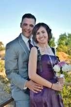Samantha and her husband James