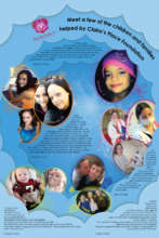 Claire's Place Foundation Poster