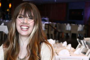 Founder, Claire Wineland