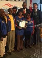 2016 DC Mayors Award for Senior Service