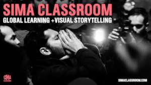 Global Learning + Visual Storytelling