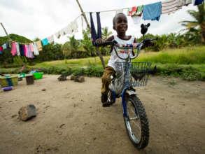 #ISurvivedEbola: Foday, Liberia film still