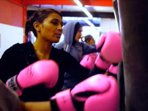 The Boxing Project film still