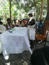 Revenue Creation for Women in Rural Haiti
