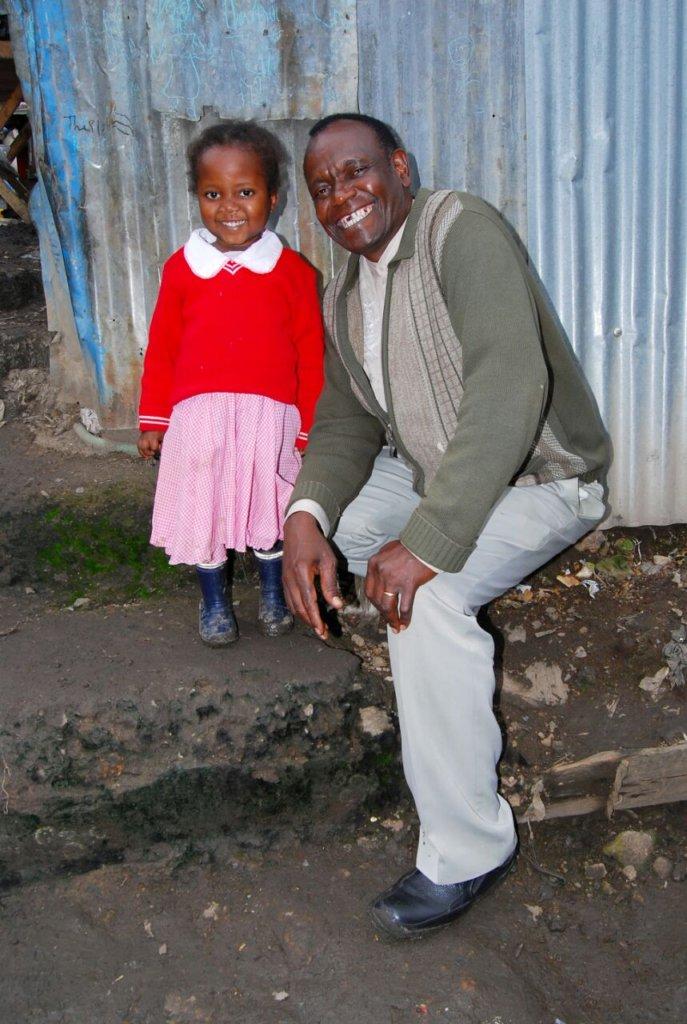 Empowering 100 vulnerable children in Kiambiu slum