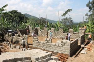 WMI Staff Inspecting Gombe Construction