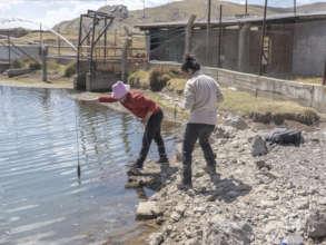 Teaching water monitoring