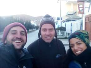 Source International's staff in Cerro de Pasco