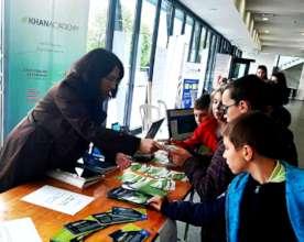 Khan Academy on Sofia Science Festival