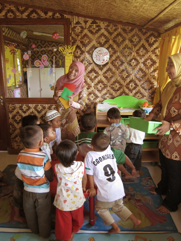 Quality Education for Children in Indonesia