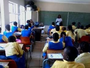 Community Engagement: School Workshops
