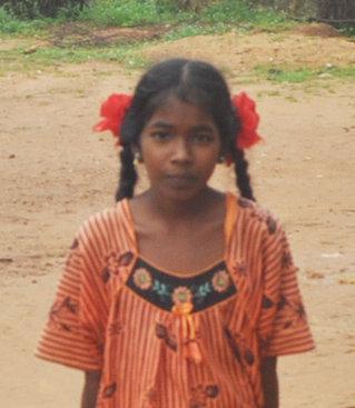 Educate orphan rural girl children