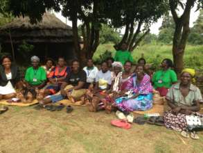 Tradition Healers in Acholiland