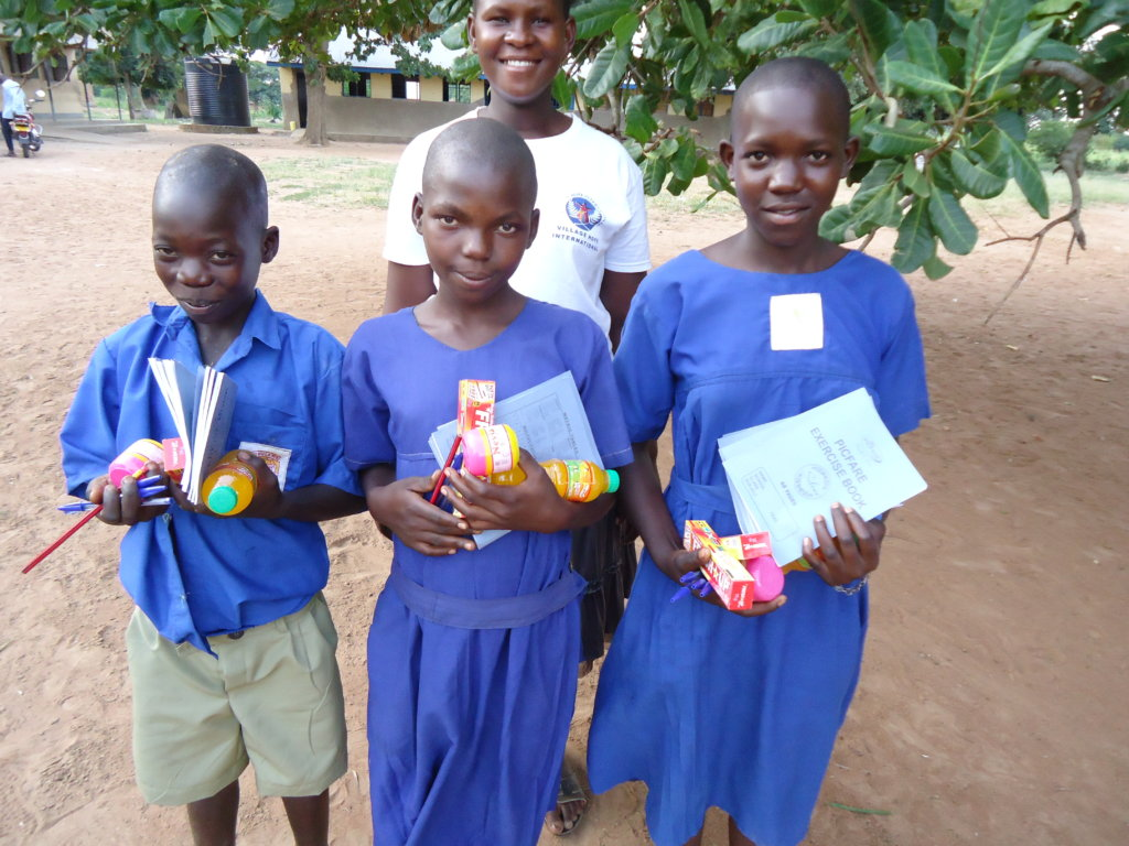 Support 1,000 Vulnerable Children in Uganda