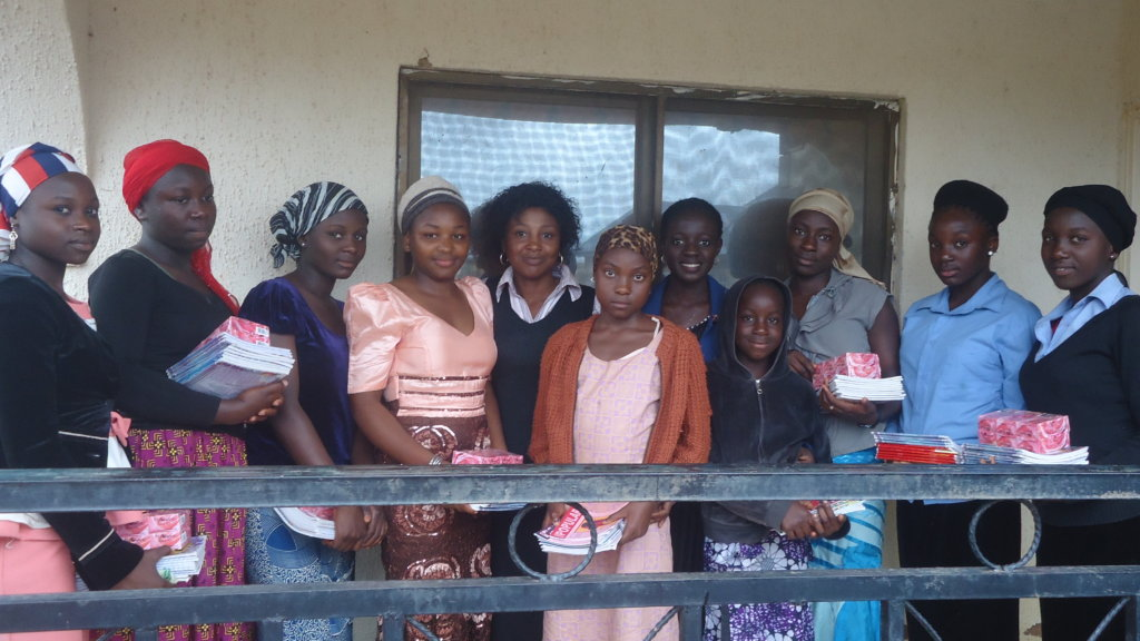 Help Keep a Girl in School in Nigeria for One Year