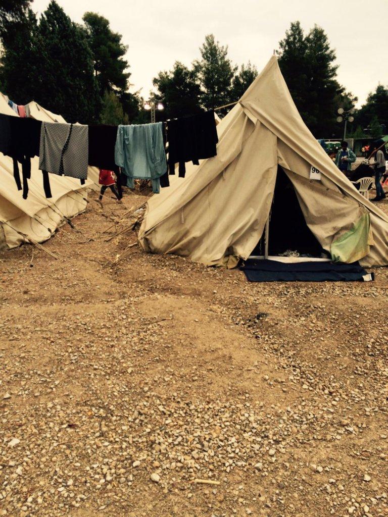 Daily Needs: 900 Refugees at Ritsona Camp - Greece