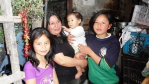 A family beneficiary