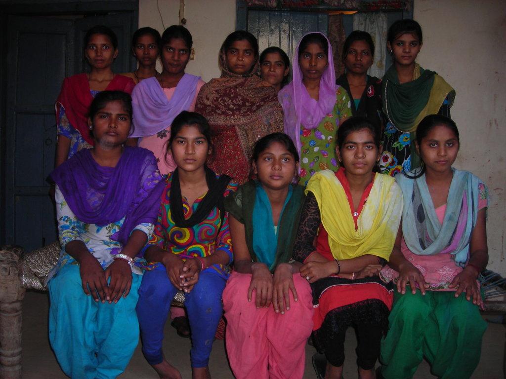 To educate poor children in Meerut.