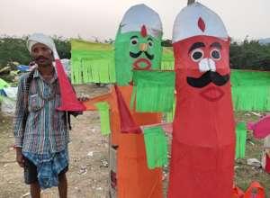 Meet with Statue Maker Ramdev !!