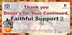 Happy ThanksGiving Always!!
