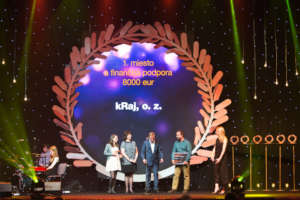 Orange award. Thank you!