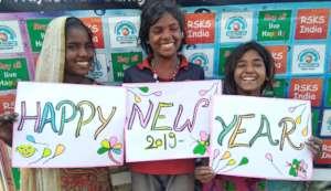 Beneficiary's say Happy New Year