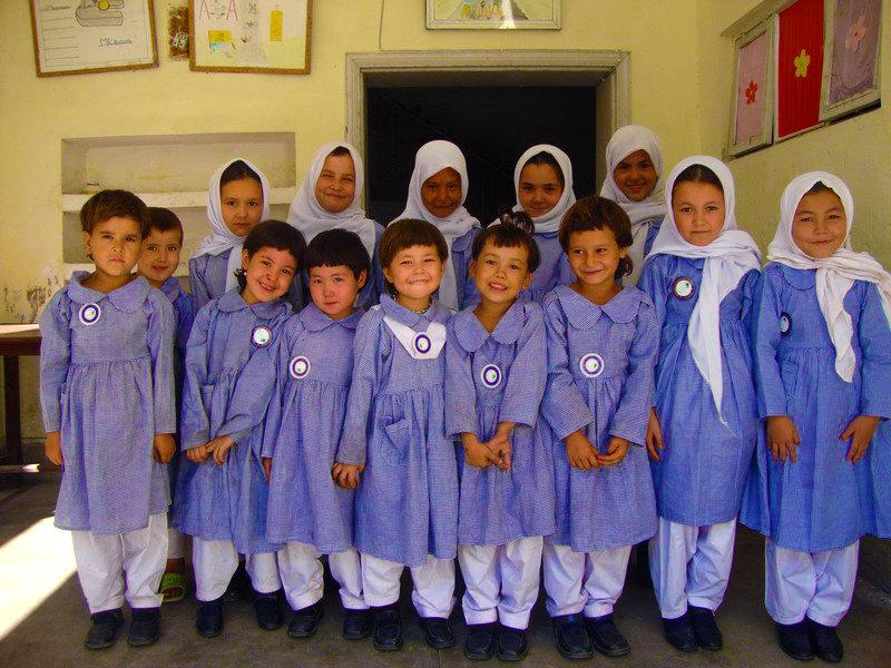 Pakistani School Security Improvements
