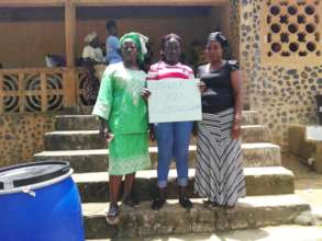 Liberian Teachers are thankful for your support