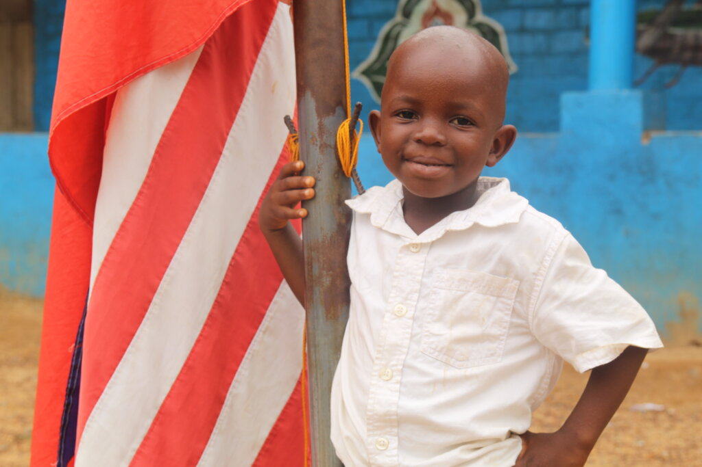 Help Educate Future Leaders in Liberia