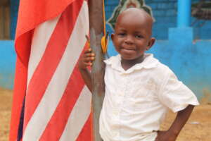 Help Liberian Kids Complete Their Education
