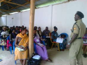 Advocacy meeting