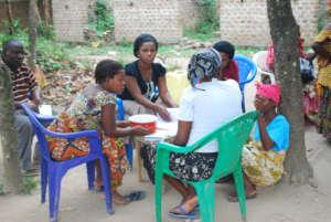 Women in Village Saving Group