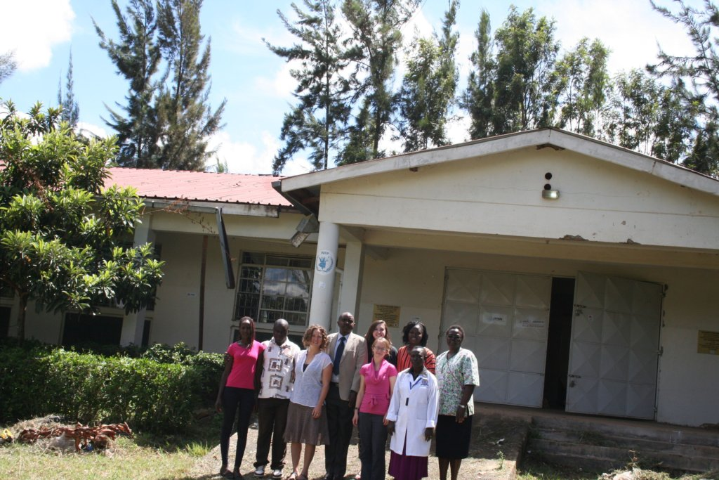 Break Ground: advance adolescent care in Kenya