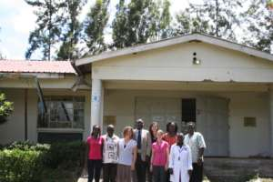 Break Ground: advance adolescent care in Kenya
