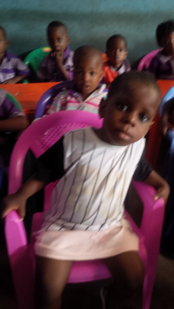 Early Child care for 1000 children in Imo State