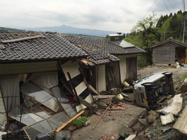 Emergency Response to Japan Earthquake