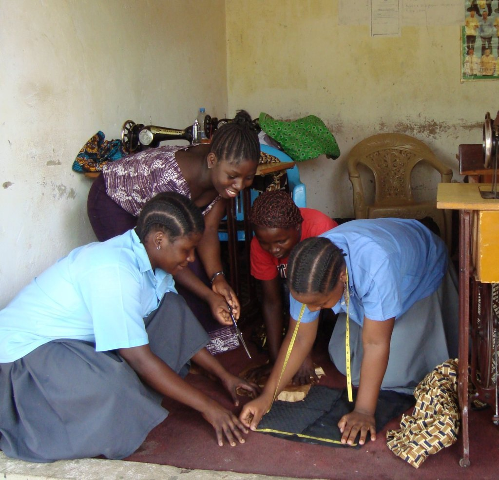 Help 30 Tanzanian girls on Vocational Training