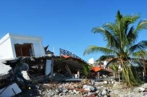Destruction in Canoa
