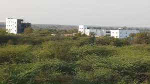 Long Range view of the Campus