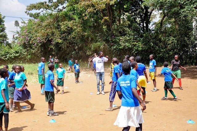 Community Impact Program (Kick and Conserve)