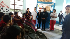 Clinic Day in Ixil