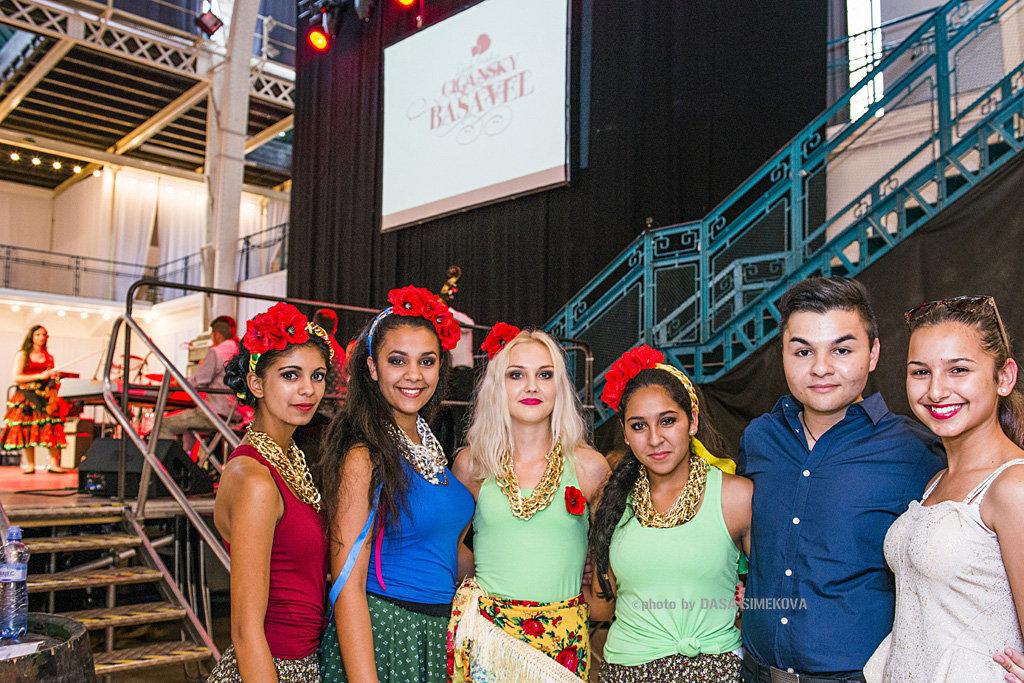 Provide Education for Talented Roma Children
