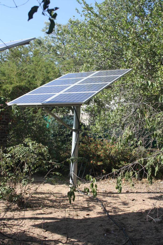 Make DAKTARI Greener with New Solar Batteries