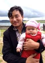 Dr. Nga Phuntsok and Karma Drolma