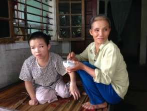 Fellow Ai Hoang has funded this family in Vietnam