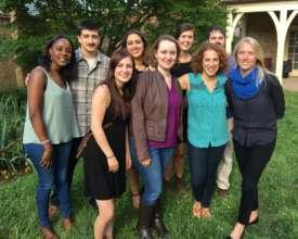 The 2017 Peace Fellows