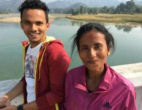 Prabal and Sarita will host Fellows in Nepal