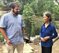 A new Fellow will follow Jacob to Vietnam