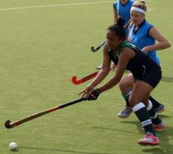 Kay In Action For The School First Team