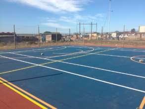 Isaac Booi Multi-Sport Court
